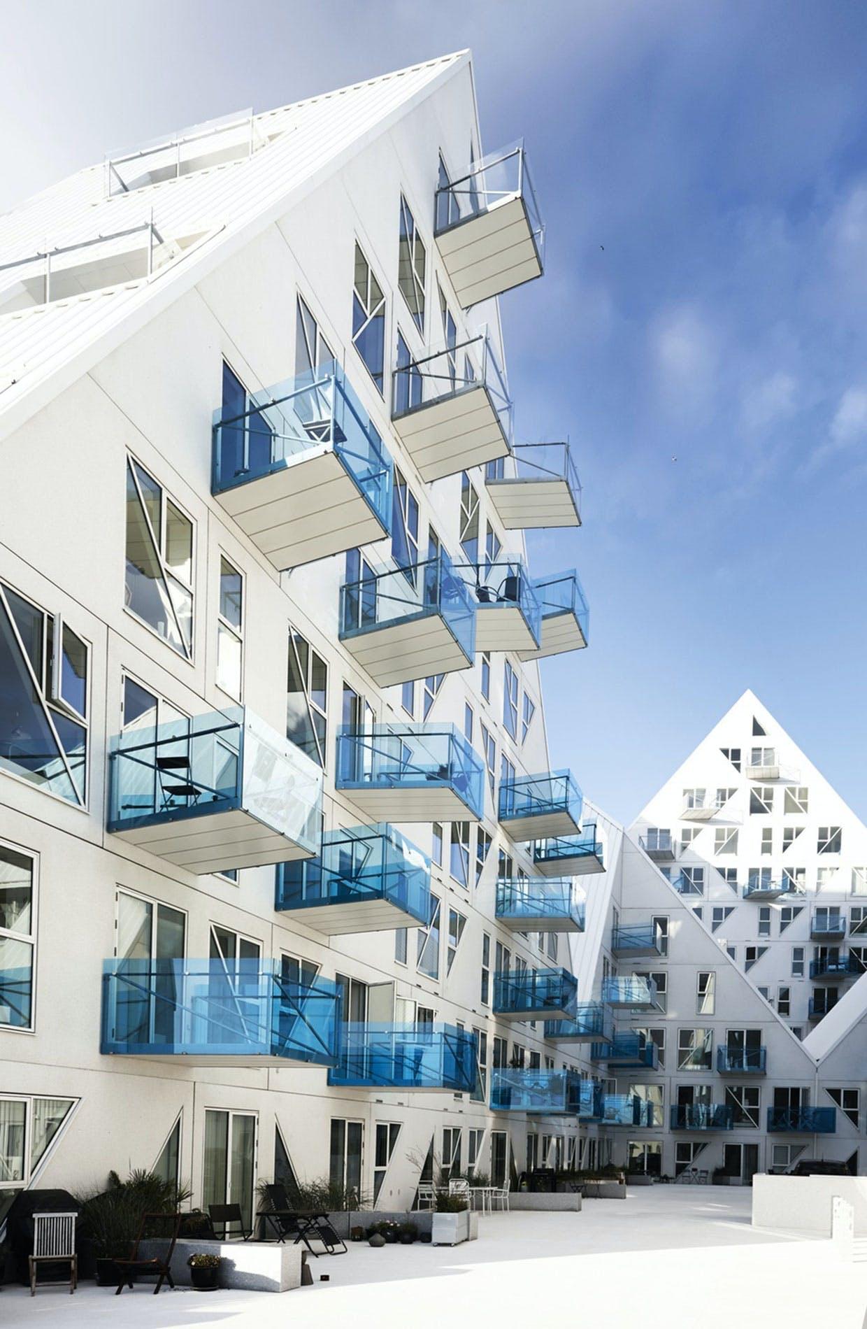 Isbjerget i Århus. Prisvindende byggeri af blandt andet CEBRA og JDS Architects