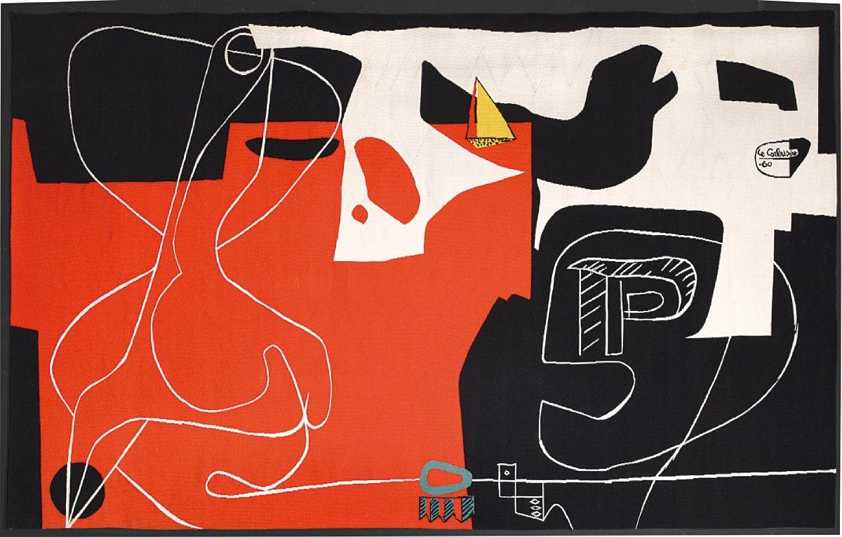 Le Corbusiers gobelin