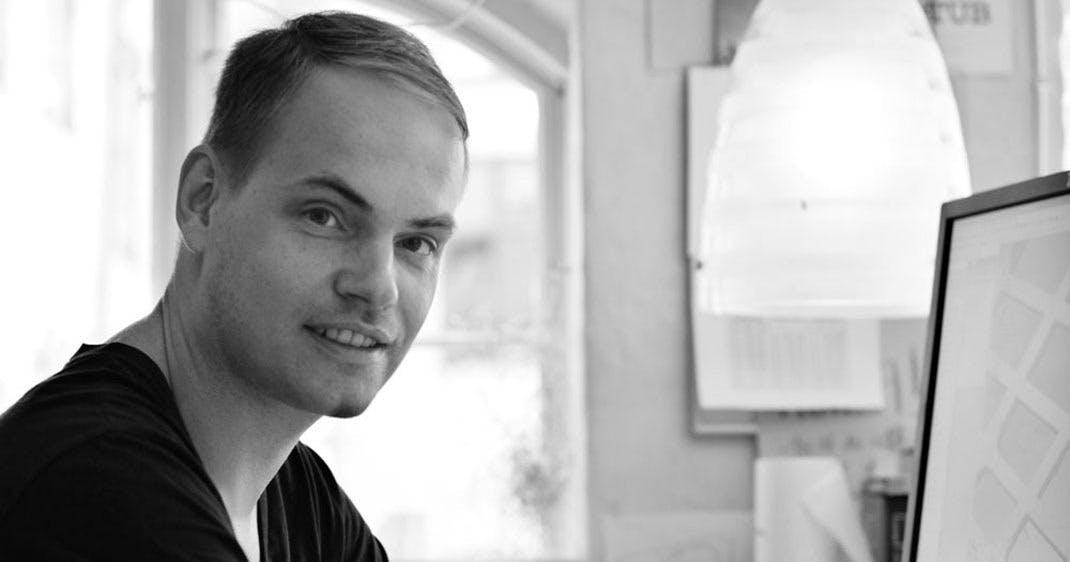 Thomas Bentzen portræt