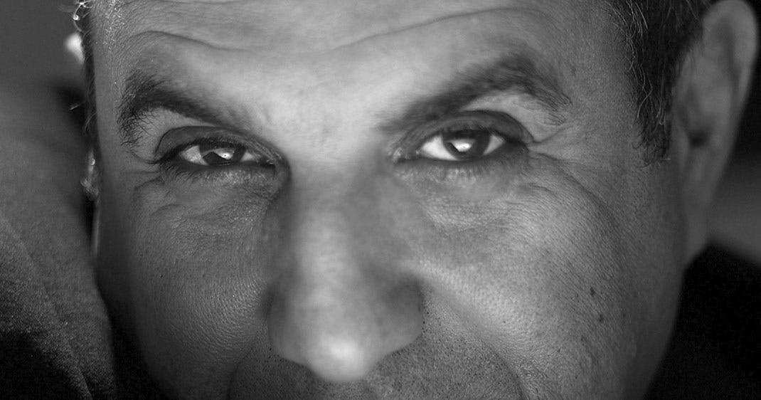 Stefano Giovannoni portræt