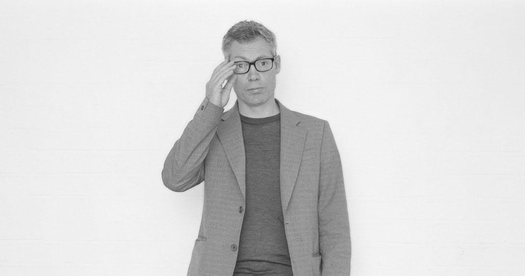 Jasper Morrison portræt