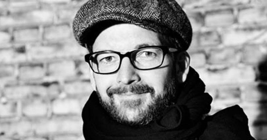 Jesper K. Thomsen portræt