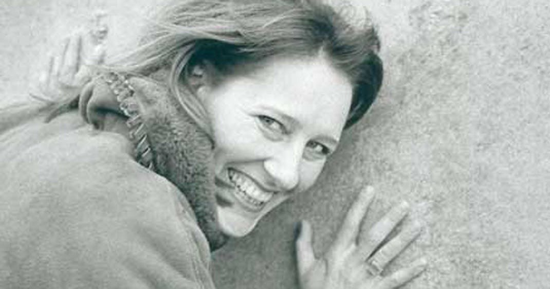 Maria Berntsen portræt