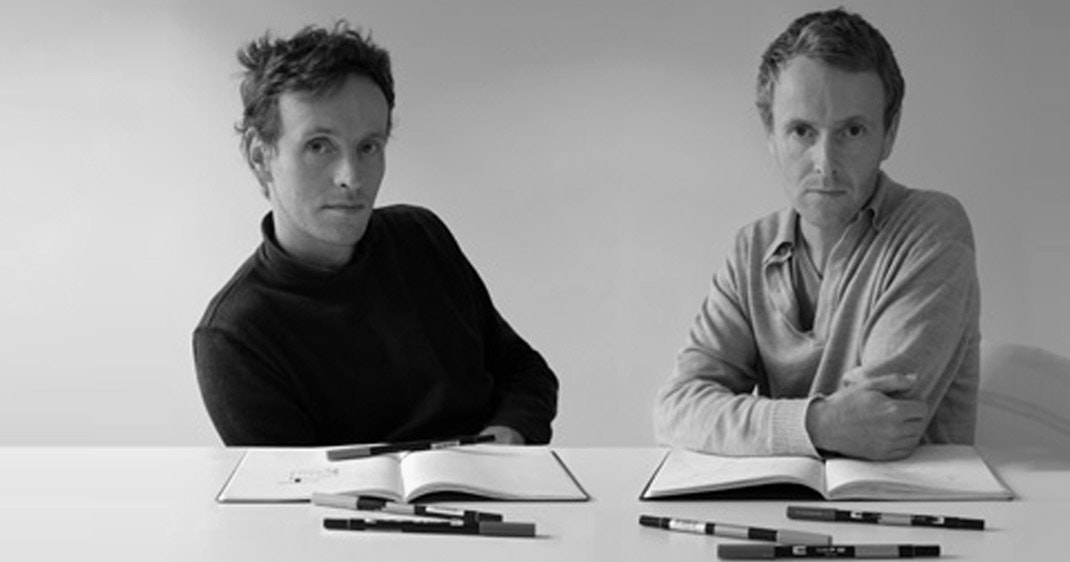 Erwan og Ronan Bouroullec portræt