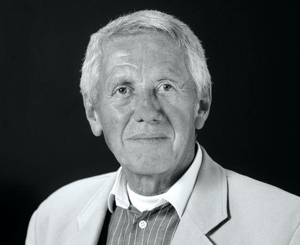 Rud Thygesen portræt