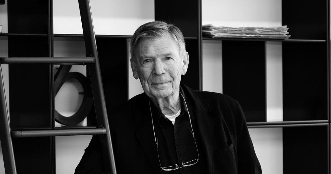 Peter J. Lassen portræt