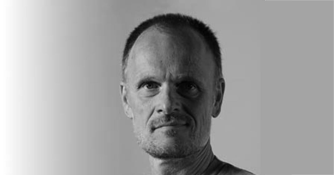 Hans Thyge Raunkjær portræt