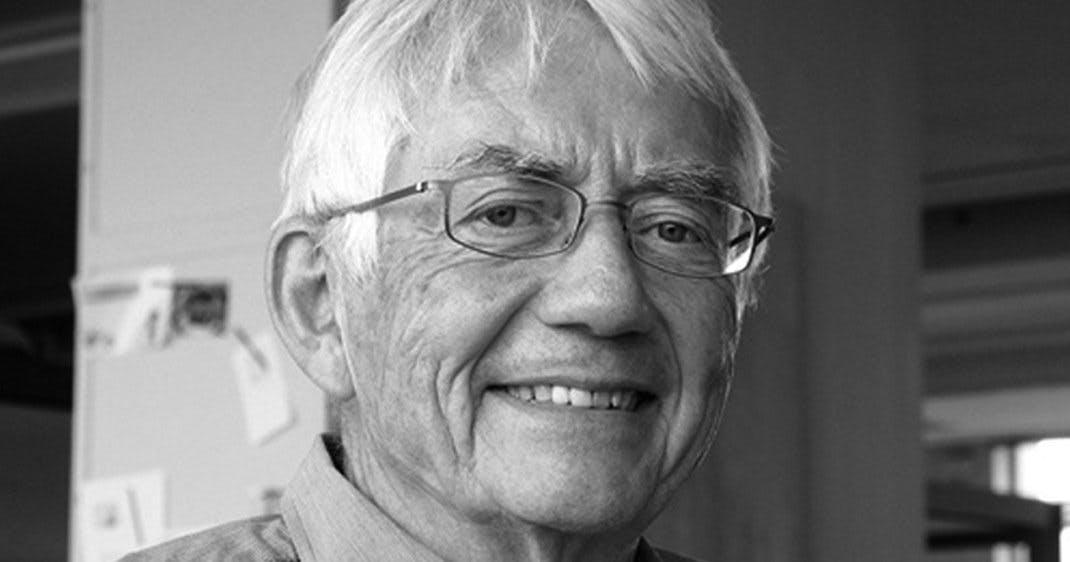 Knud Holscher portræt