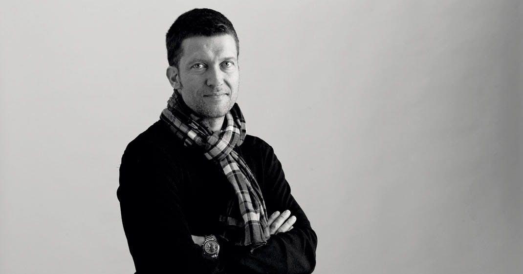 Kasper Salto portræt