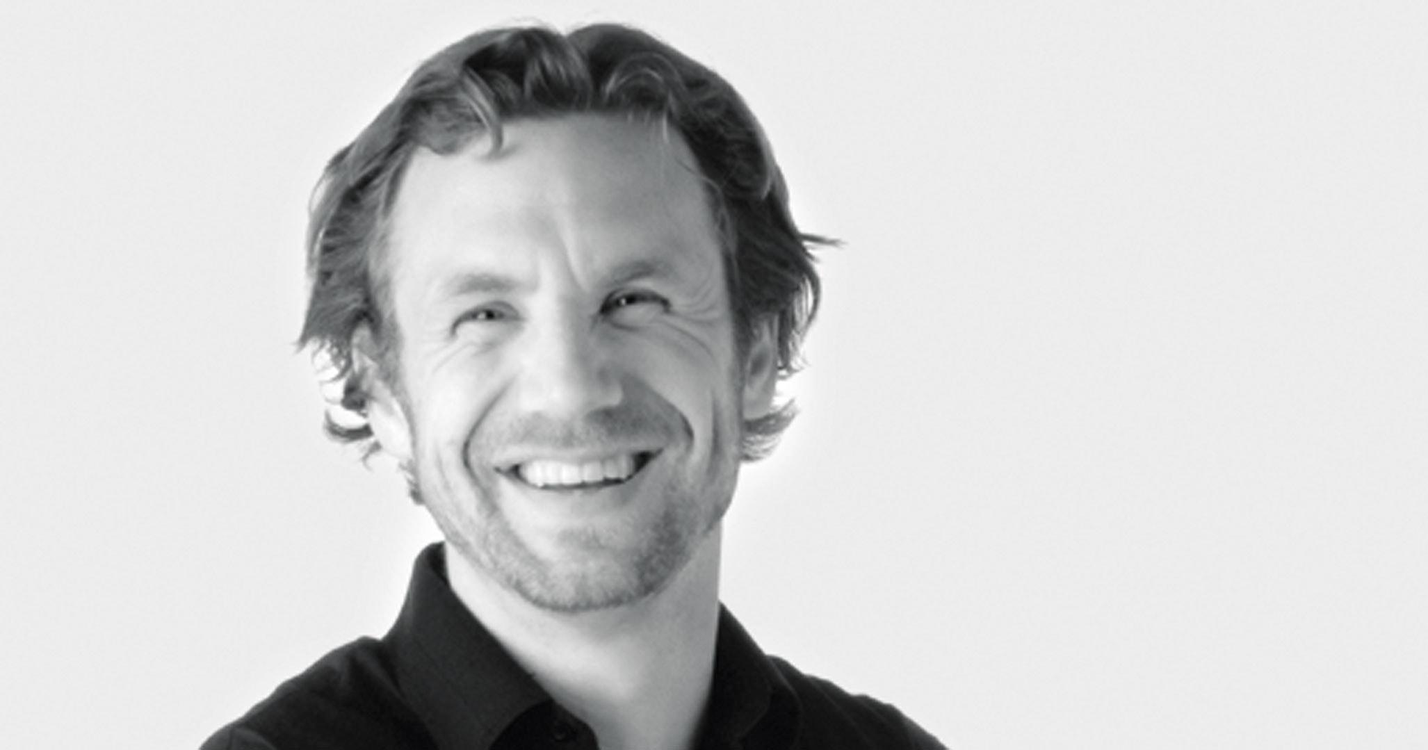 Jakob Thau portræt