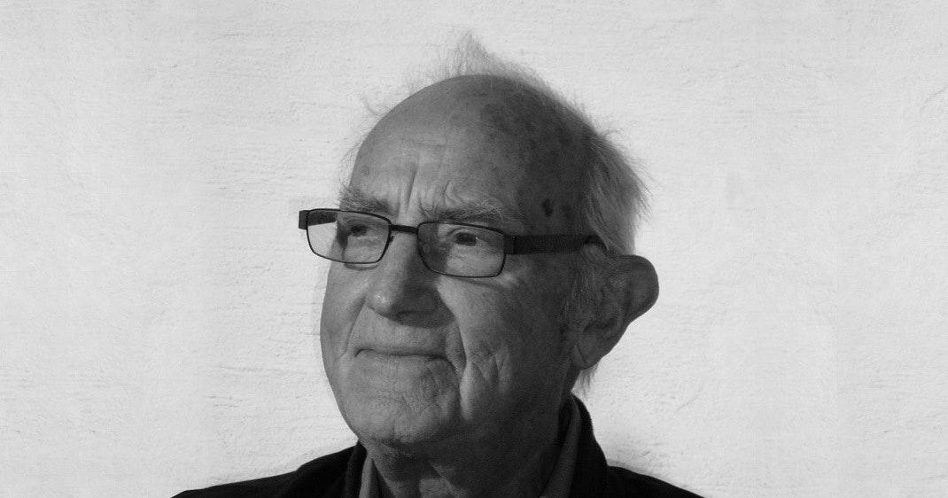 Arne Vodder portræt