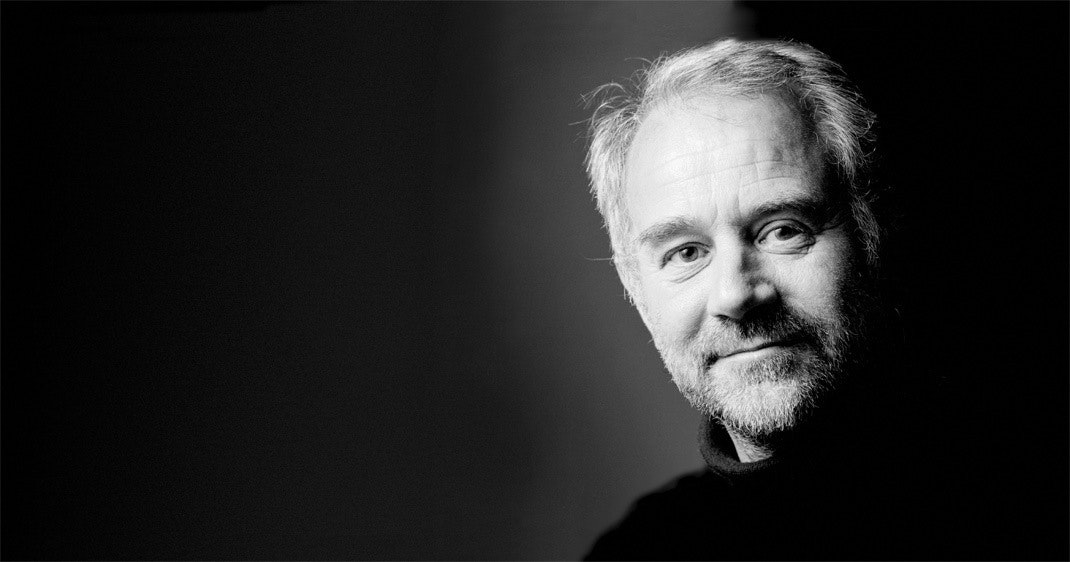 Erik Magnussen portræt