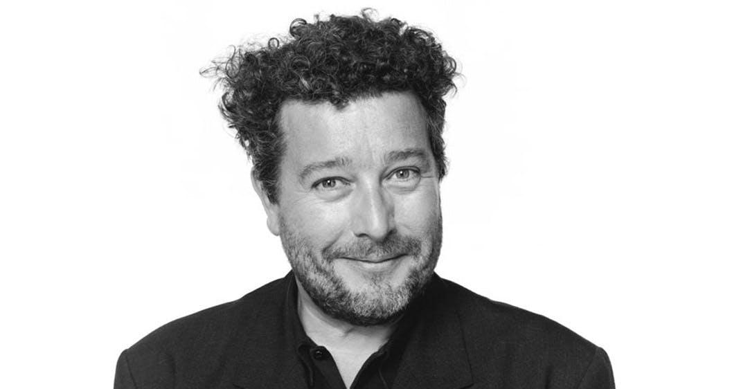 Philippe Stack portræt