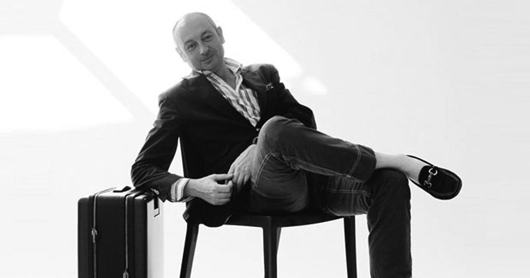Piero Lissoni portræt