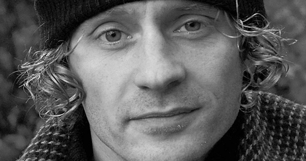 Tom Rossau portræt