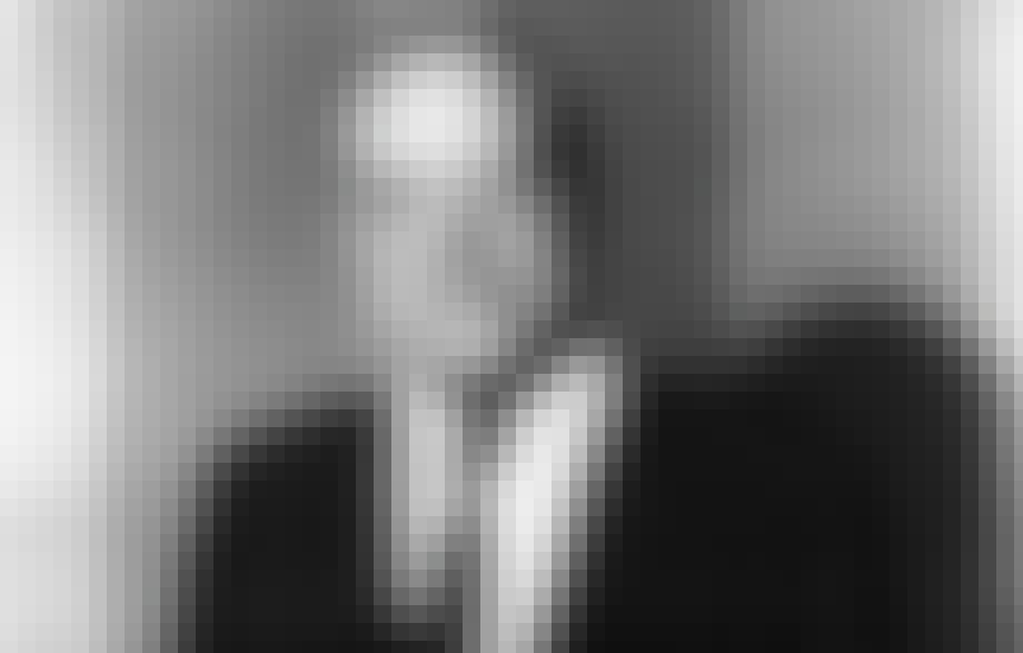 Ludwig Mies van der Rohe portræt