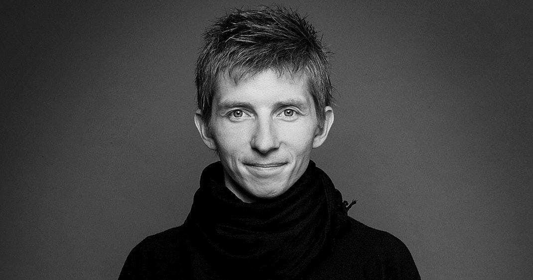 Morten Bo Jensen portræt
