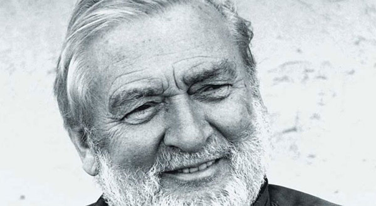 Verner Panton portræt