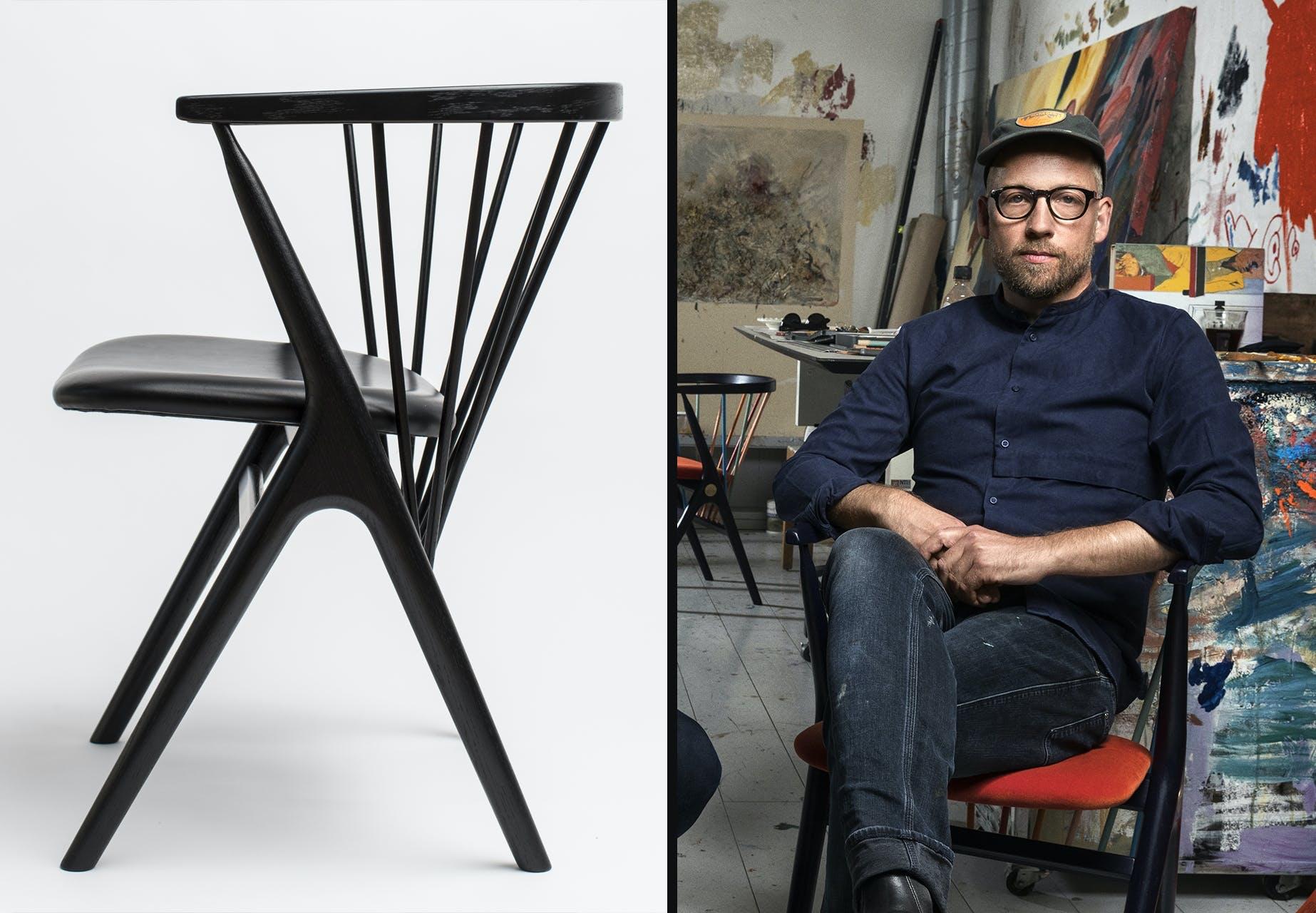 kashmir sibast stol danske design