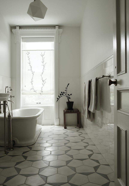 Fantastisk Forny dit badeværelse med anderledes fliser | bobedre.dk PN32