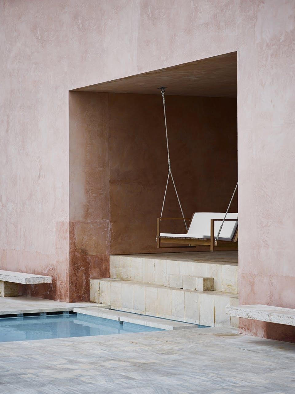 design dansk design arkitektur hængesofa
