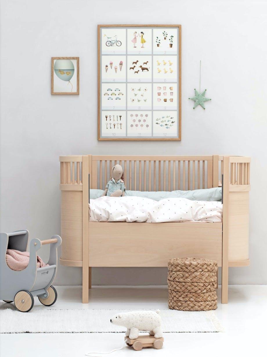 plakater visse vasse plakat børneværelse legetøj