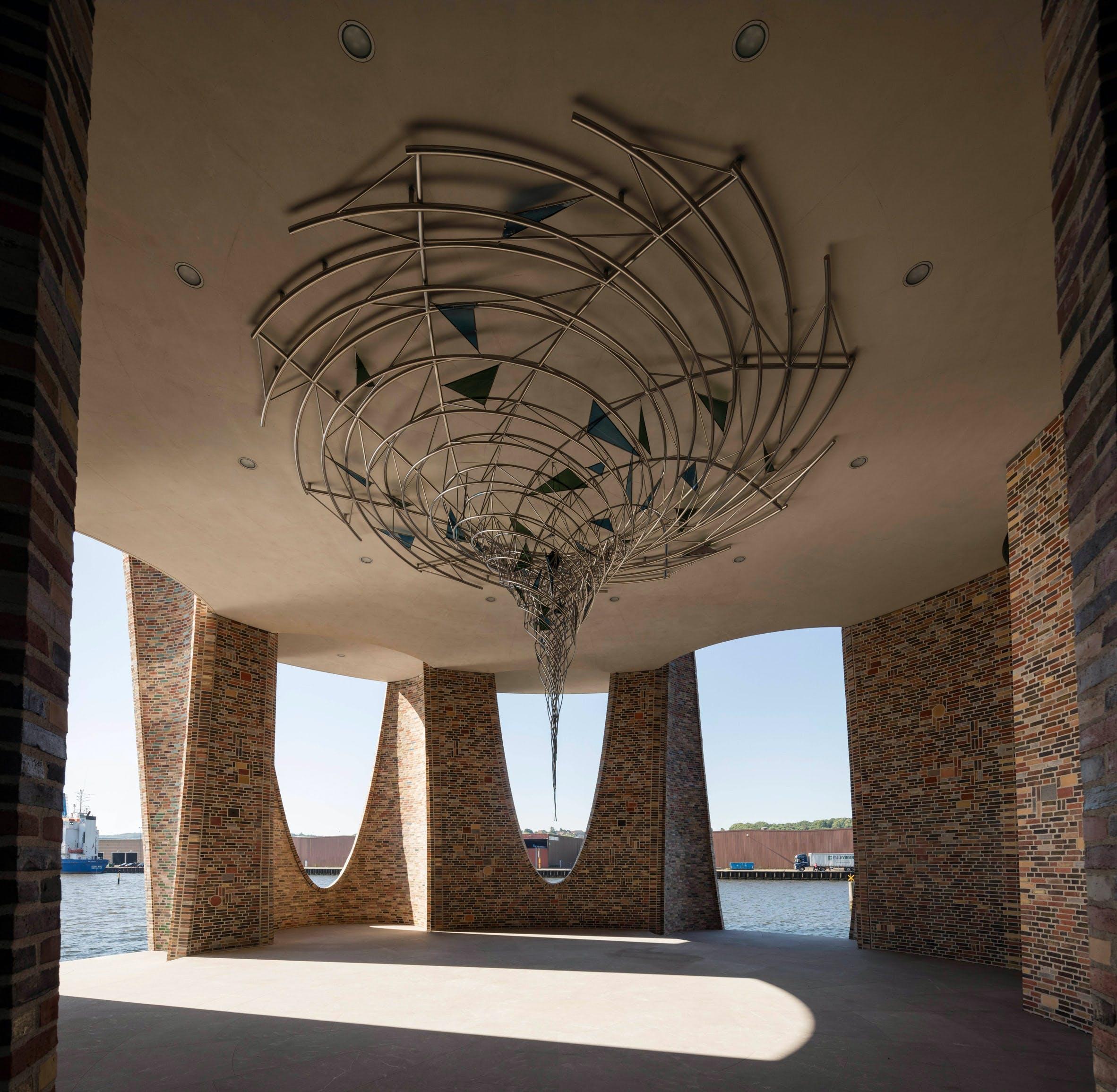 vejle fjord arkitektur olafur eliasson kontorbygning