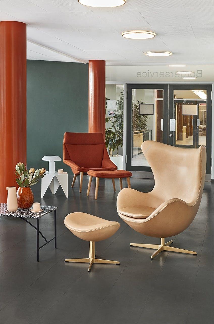 arne jacobsen indretning design stol