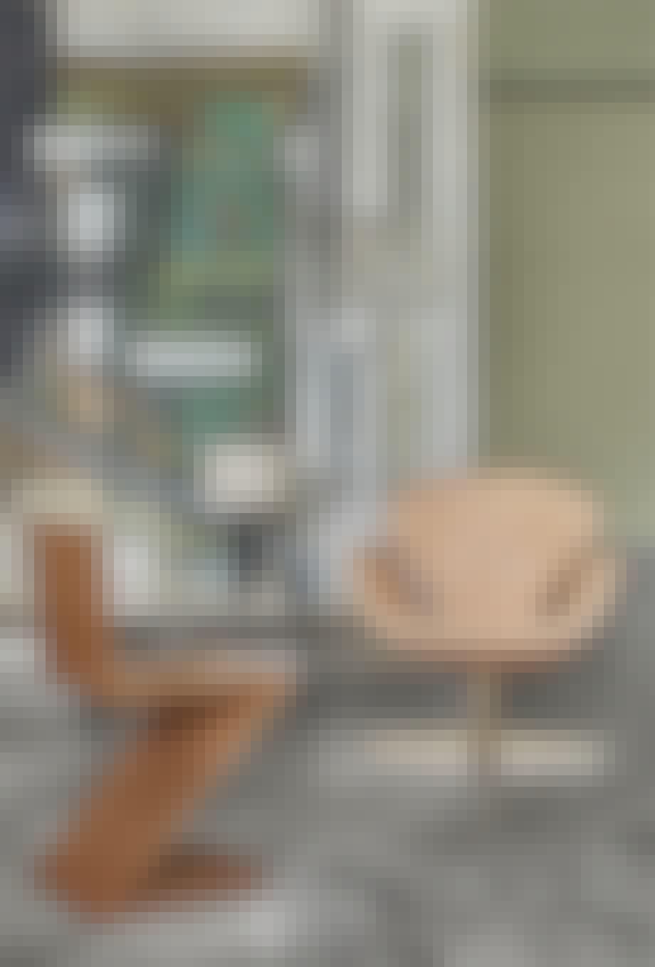 arne jacobsen indretning design stol bord