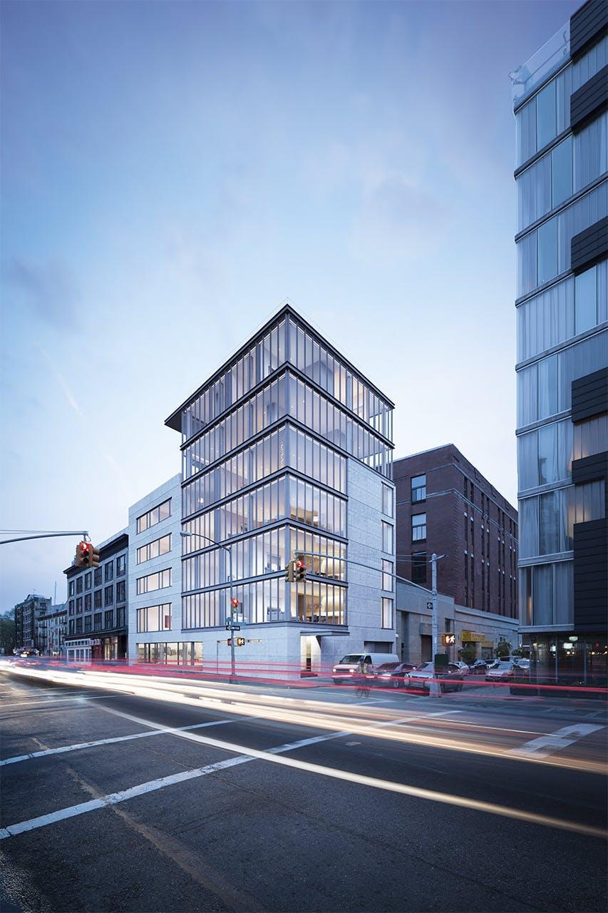 boliger lejlighed new york bygning