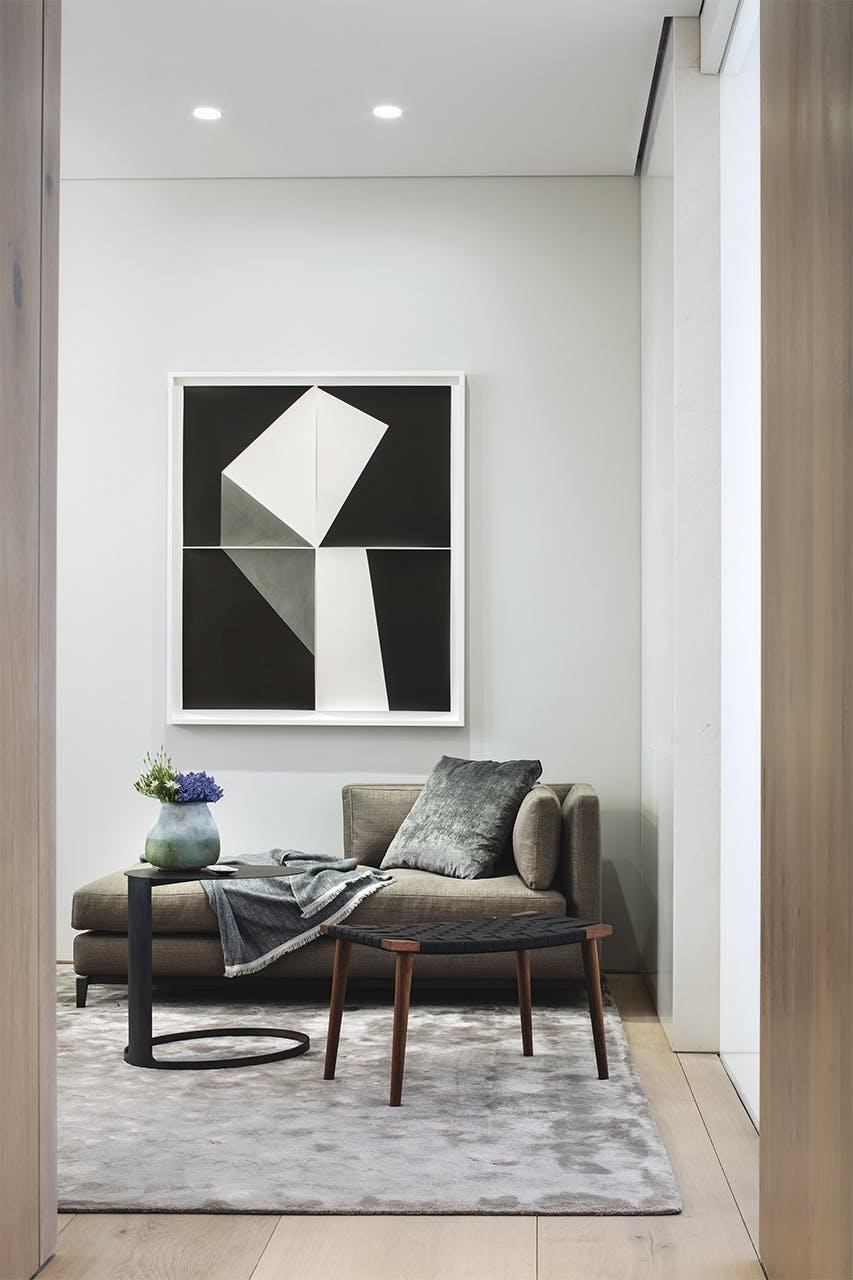 boliger lejlighed new york plakat sofa tæppe