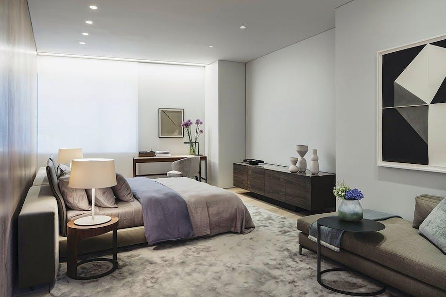 boliger lejlighed new york soveværelse