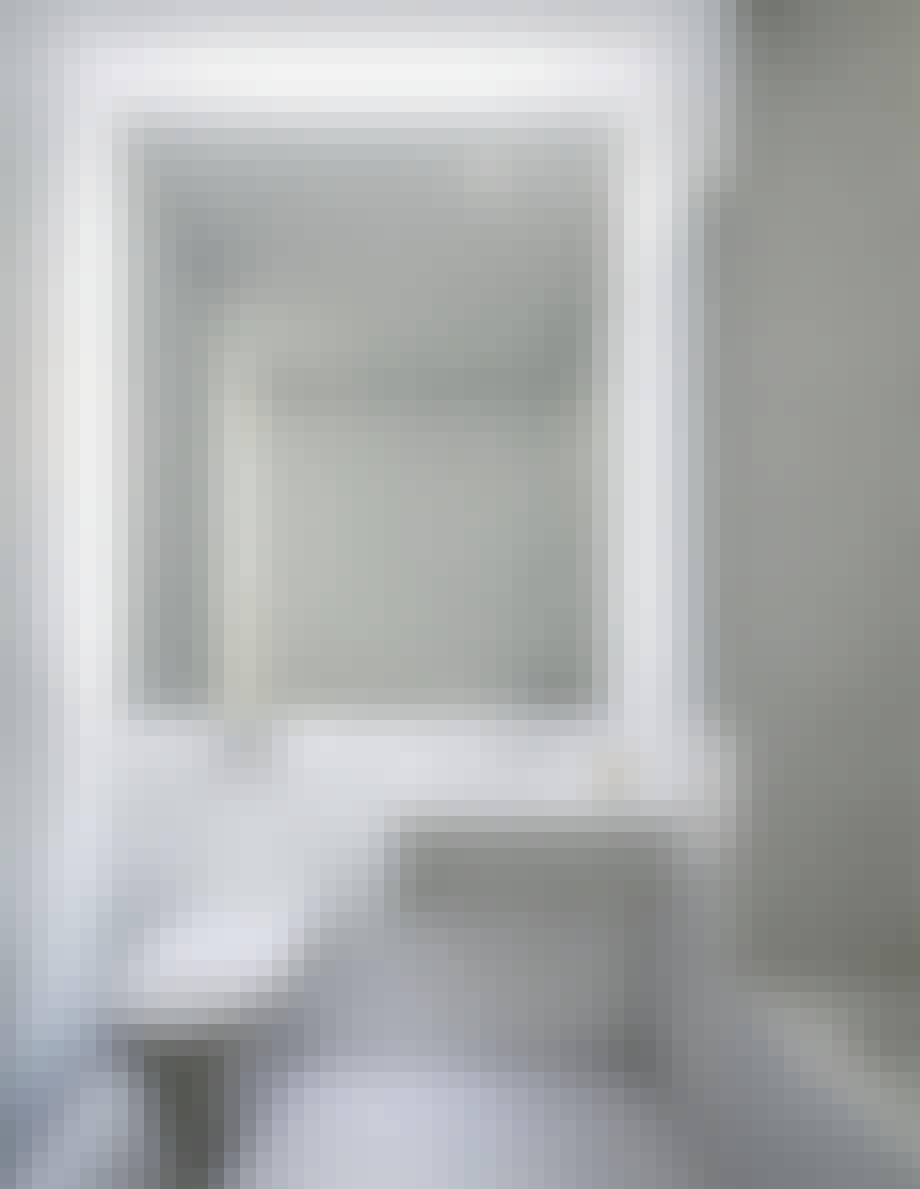 boliger lejlighed new york badeværelse spejl