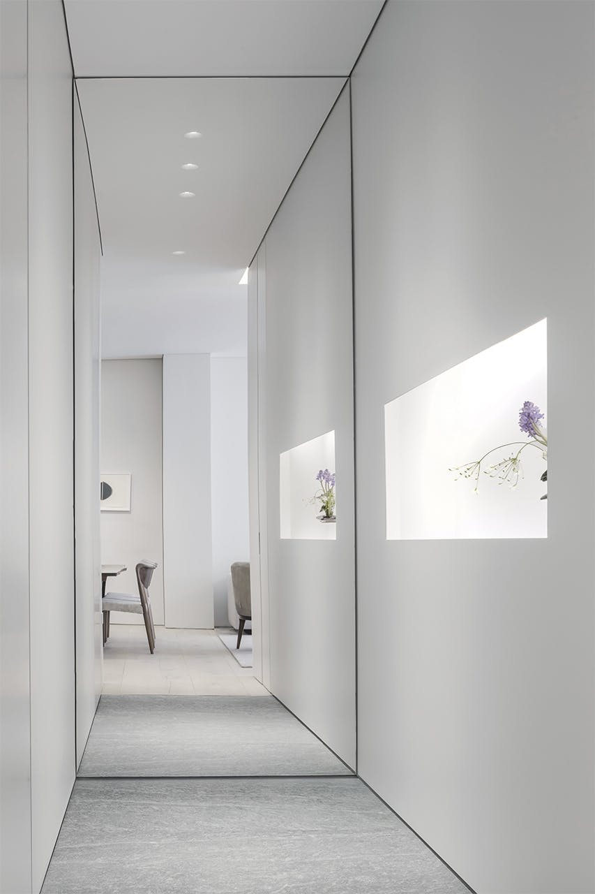boliger lejlighed new york spejl gang