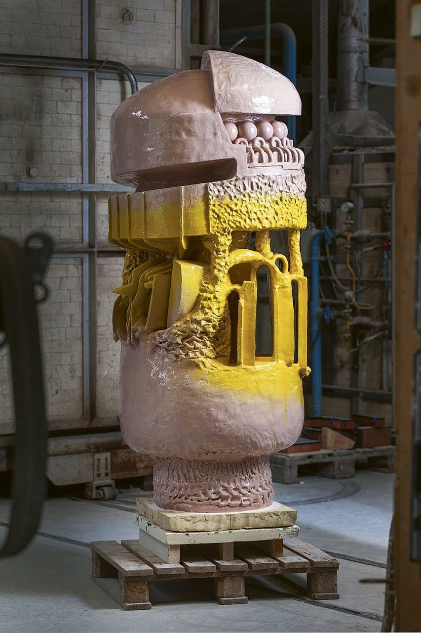 keramik ler design materiale skulptur