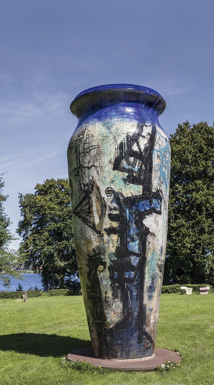 keramik ler design materiale vase brande