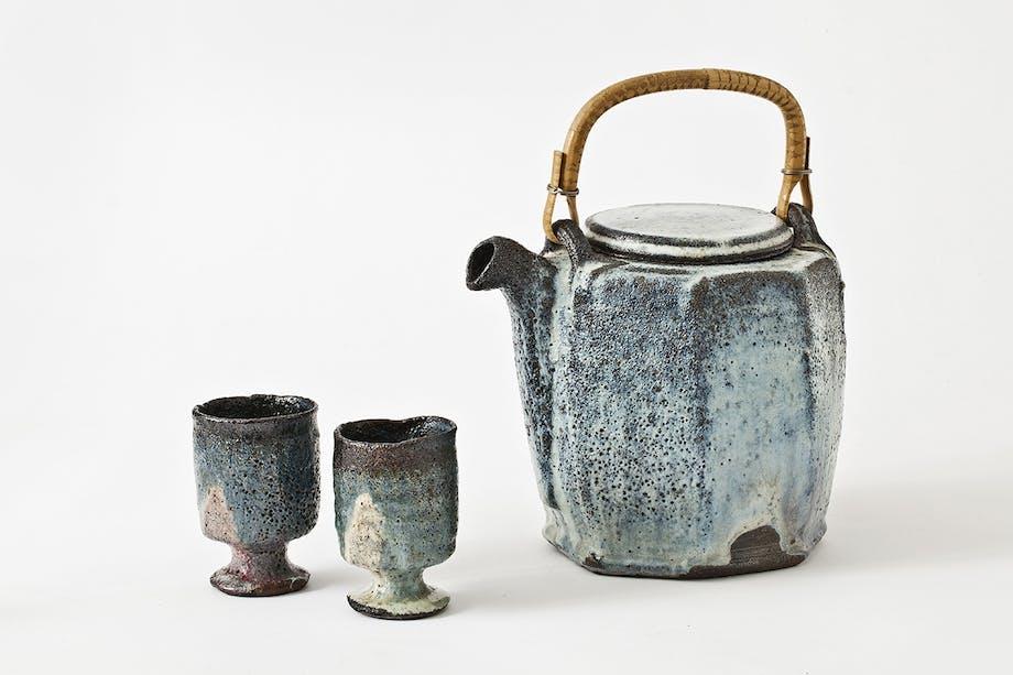 keramik ler design materiale kande glas