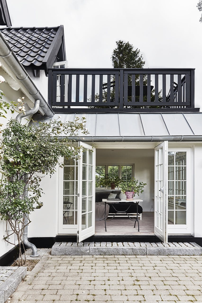bolig indretning hus terrasse