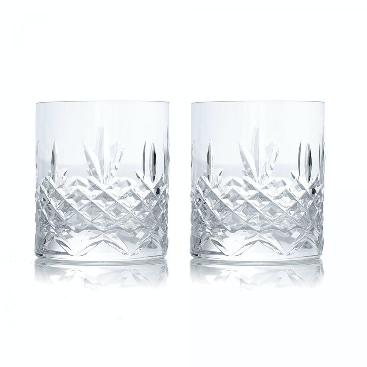 Forær din far krystal glas