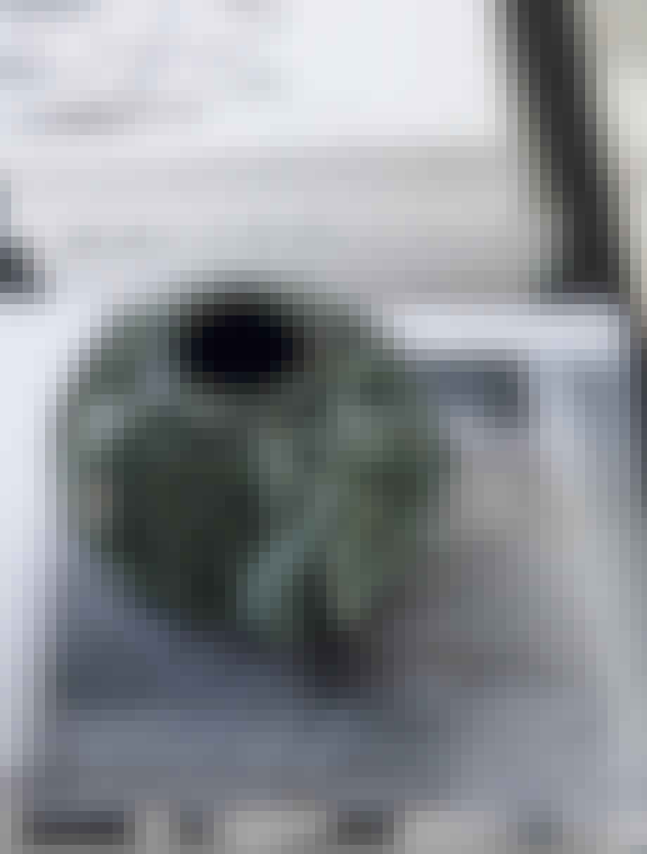funkis hus frederiksberg indretning vase grøn