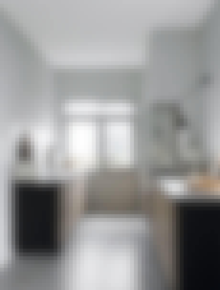 funkis hus frederiksberg indretning køkken