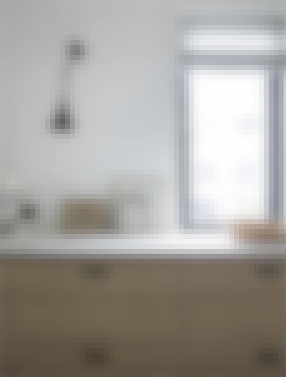 funkis hus frederiksberg indretning køkken køkkenbord