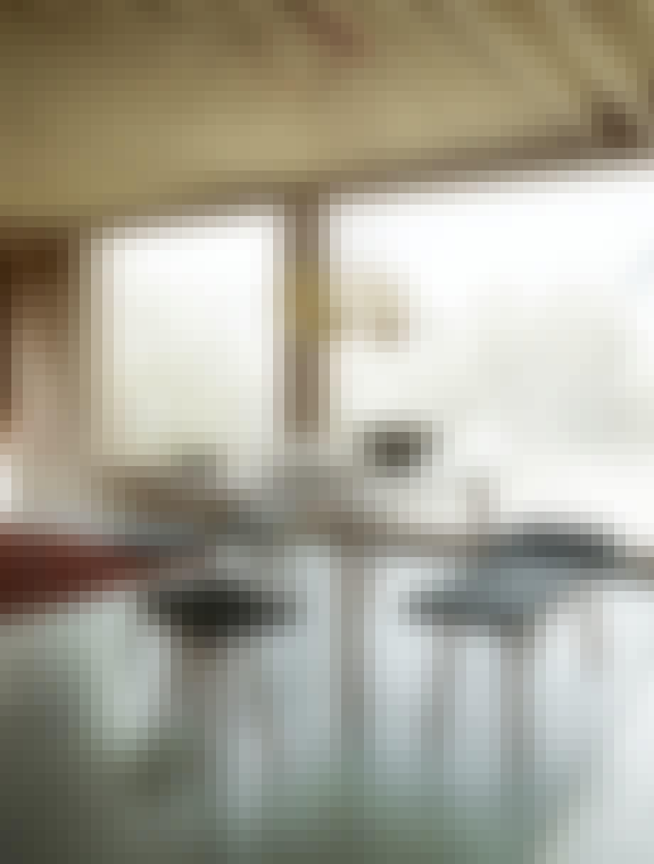Stilrent spisebord fra Skagerak