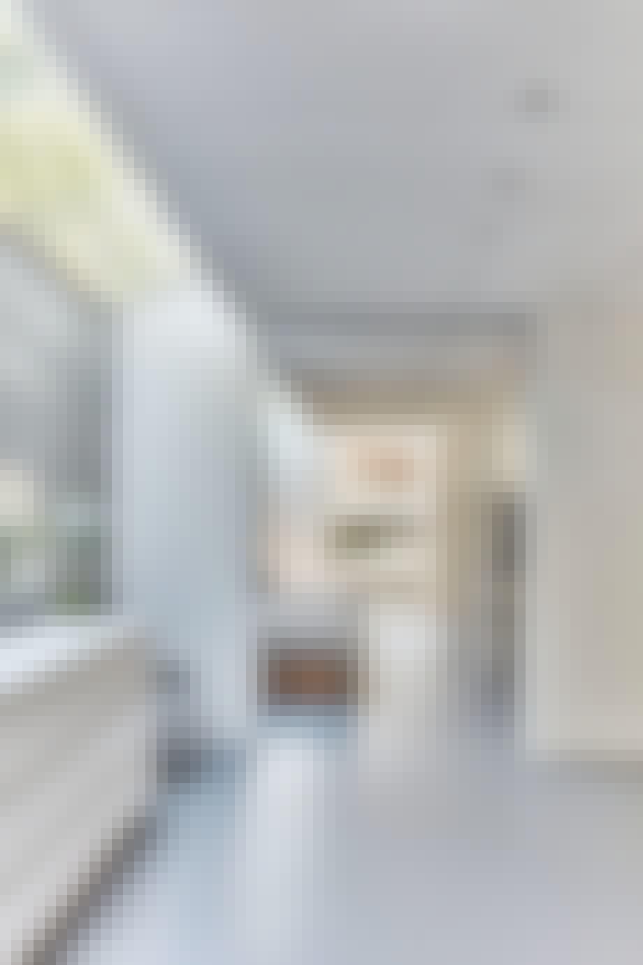 soveværelse walk in closet ikea kommode