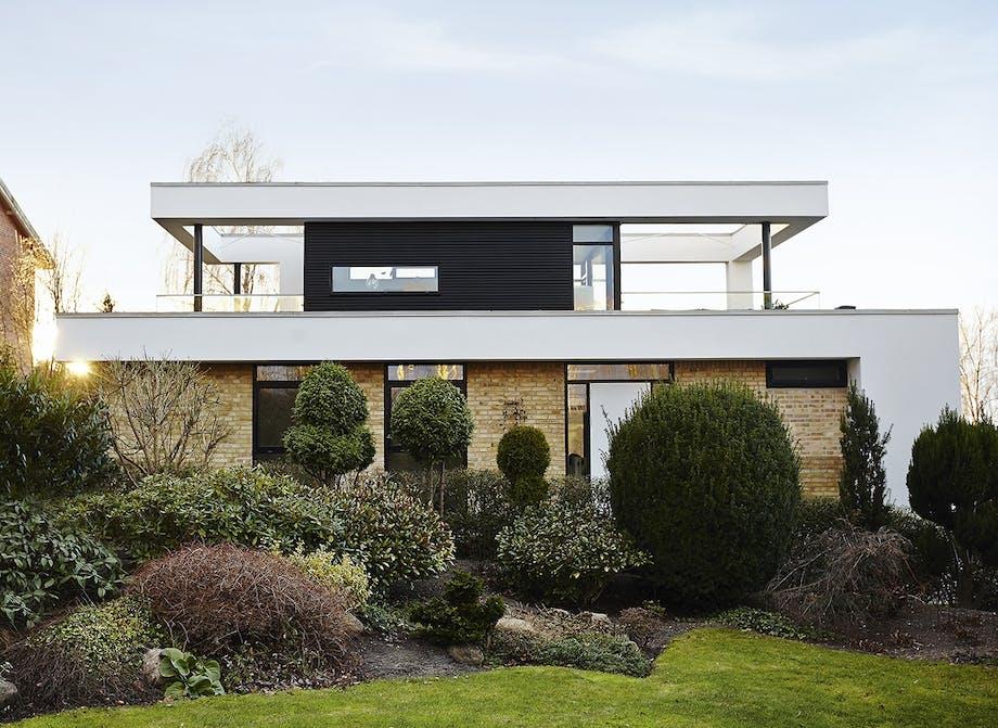 parcelhus renovering tips ombygning facade