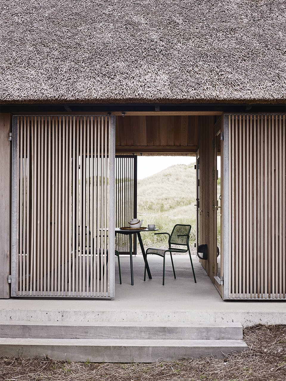 lounge møbler udendørsmøbler skagerak stol