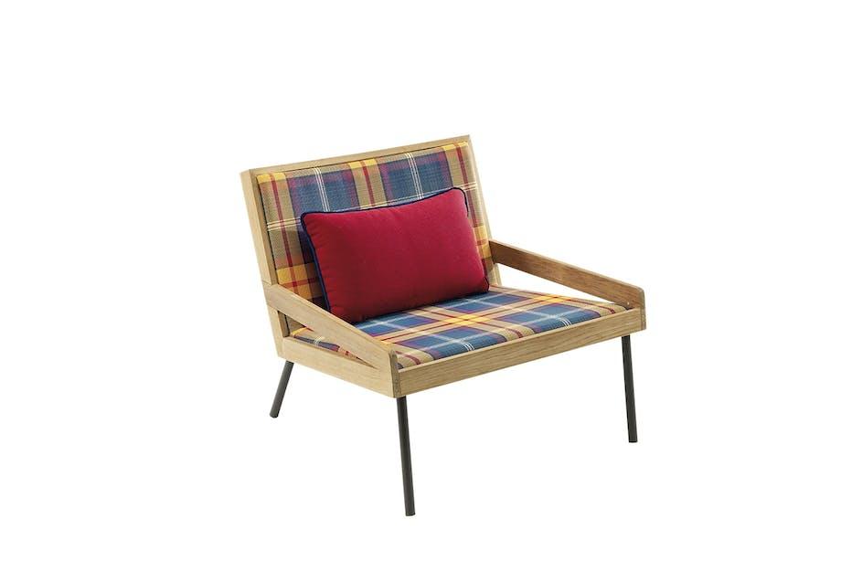 lounge møbler udendørsmøbler stol hynde