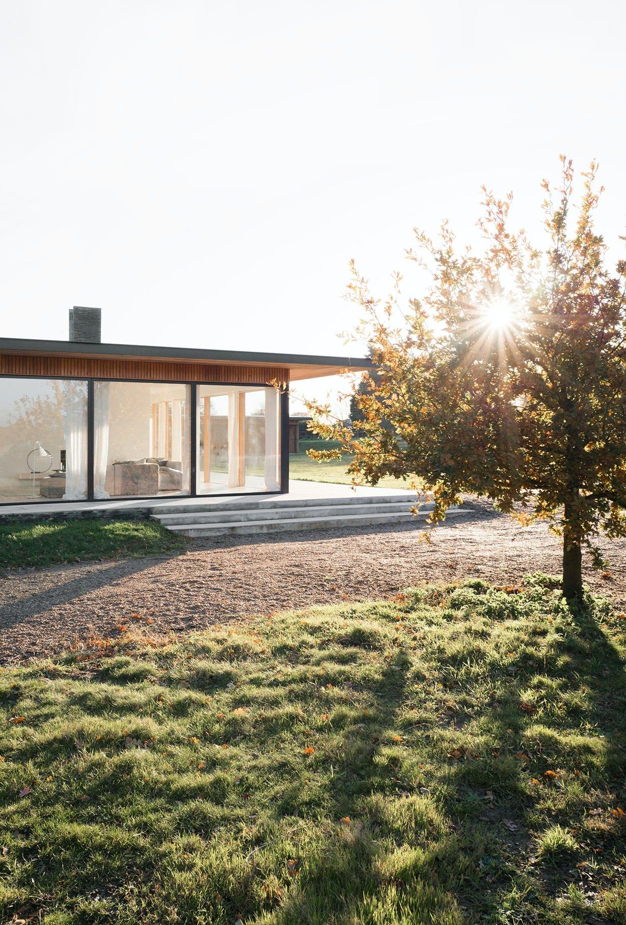 reydon grove farm norm architects hus england