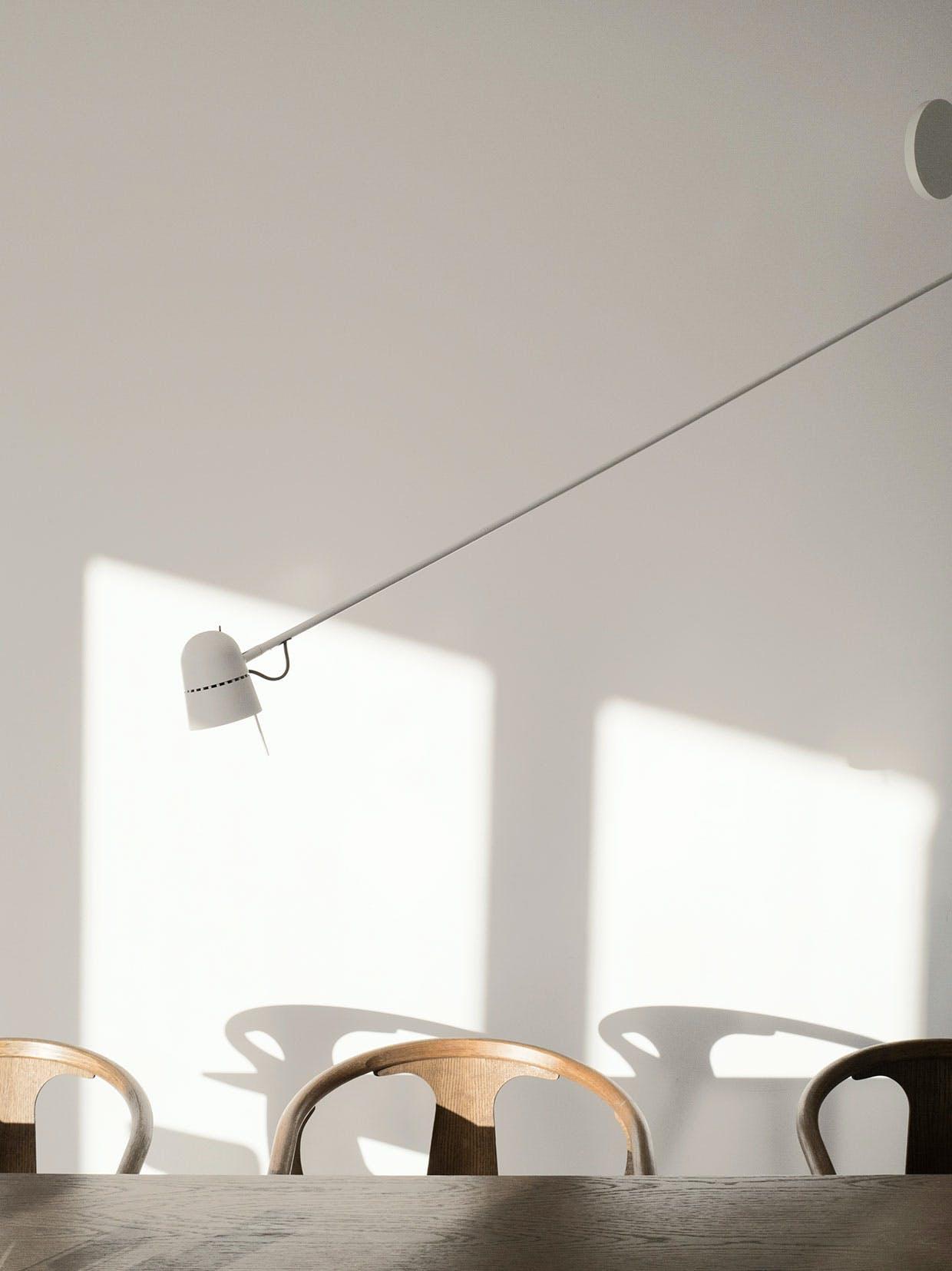 spisestole spisebord &tradition lampe counterbalance