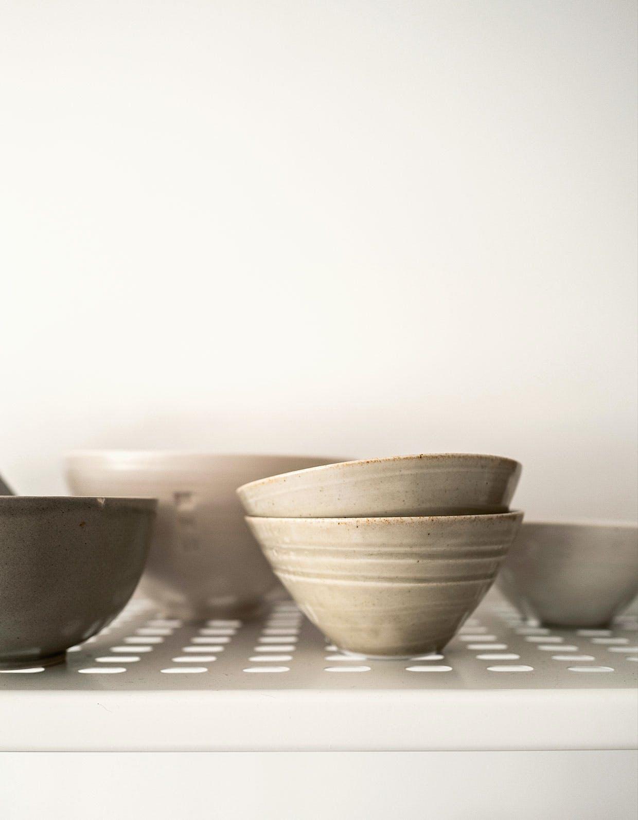 keramik køkken service